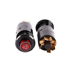 Выключатель аварийной сигнализации ВАЗ-2101 (7-ми контактный)
