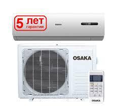 Инверторный Кондиционер OSAKA STV-09HH2 (R-410, дисплей, до -15 град. на обогрев) INVERTER