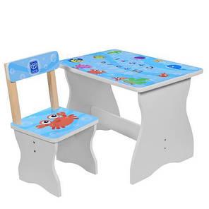 Детский столик и стульчик Bambi 504-40, фото 2