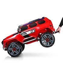 Детский электромобиль TRIA POLICE, фото 3