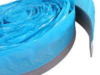 Лента демпферная, химически сшитый пенополиэтилен, т. 8, высота 150 мм, TERMOIZOL®