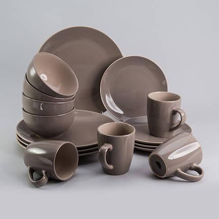 """Набор столовой посуды """"Мерида"""" 16 предметов EZ-2005, фото 2"""
