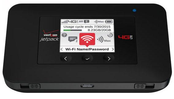 4G Wi-Fi роутер Netgear AC 791L