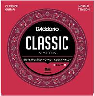 Струни для класичної гітари D`ADDARIO EJ27N STUDENT CLASSICS NORMAL TENSION