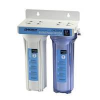 Фильтр для воды НАСОСЫ ПЛЮС ОБОРУДОВАНИЕ SF 10-2+PP+CTO