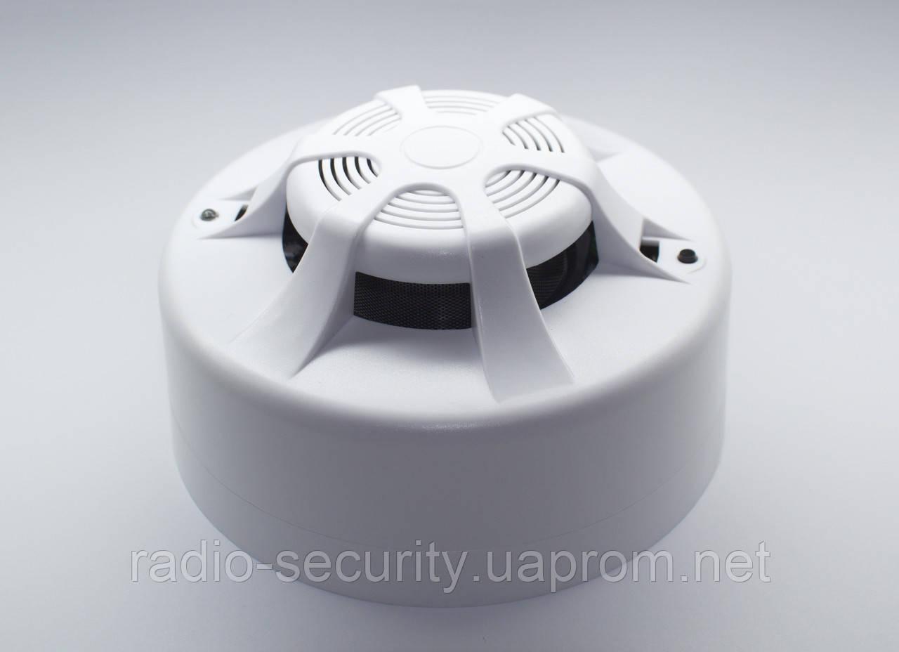 Бездротовий датчик диму SSD-01 PoliceCam 868 МГц