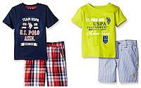 Костюмы детские 2 3 4 года 5 лет EUR 92 98 104 U. S. Polo Assn оригинал