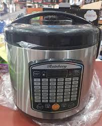 Мультиварка для готовки блюд Rainberg rb-6208, 42 программы + Йогуртница 1000 Вт , фото 2