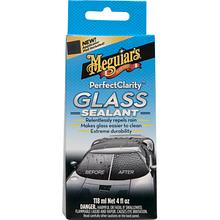 "Защитный силант ""Антидождь"" для стекол - Meguiar`s Perfect Clarity Glass Sealant 118 мл. (G8504)"