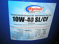 Масло моторн. Агринол OPTIMAL 10W-40 SL/CF (Бочка 180кг) 4102816833