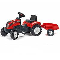 Трактор педальный с прицепом Falk 2051A