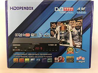 Цифровой эфирный приемник T-2 T777.HDOPENBOX