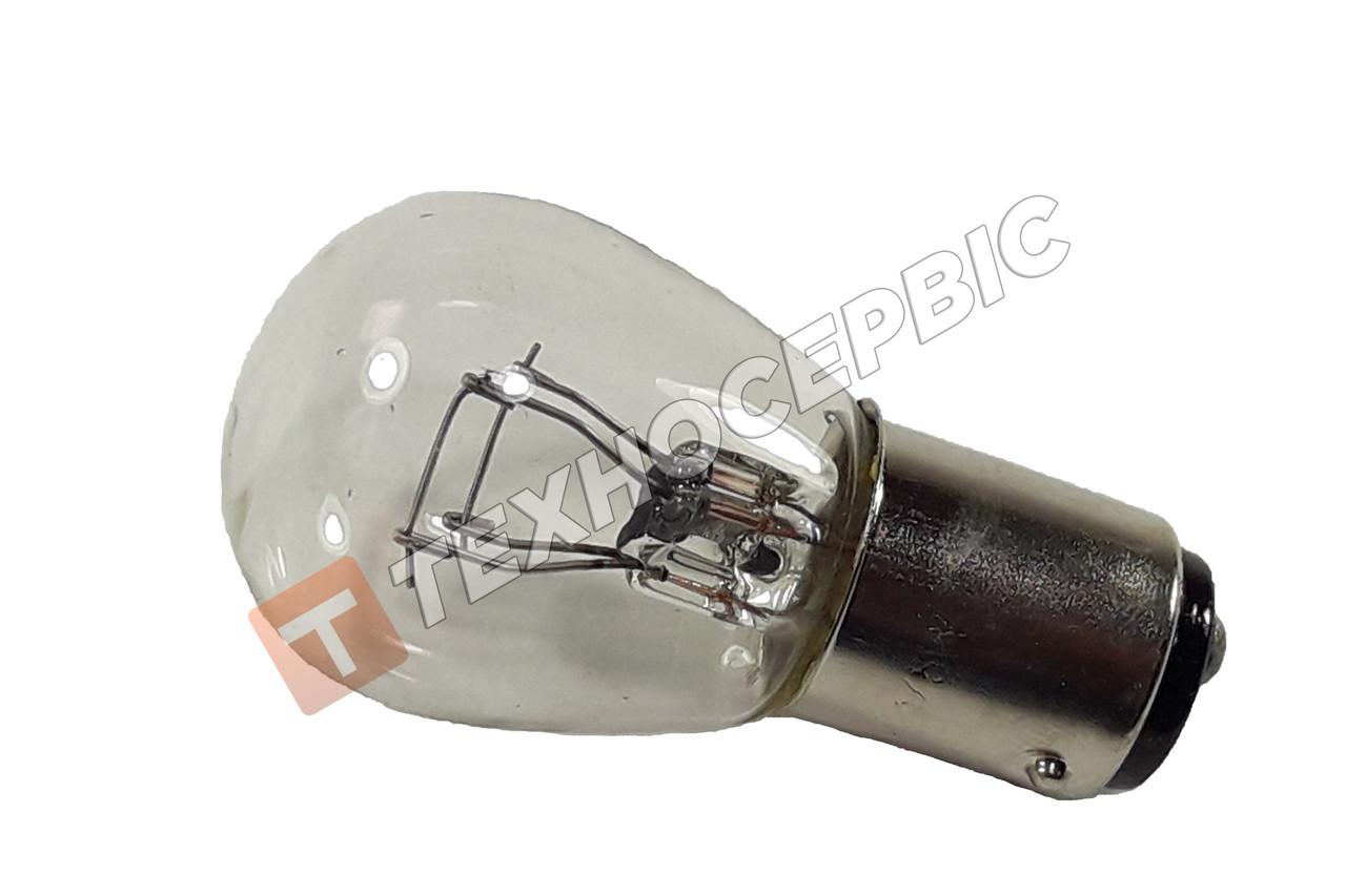 Лампа накаливания 12V21/5W BAY15d, лампа габаритов, поворотов, заднего хода