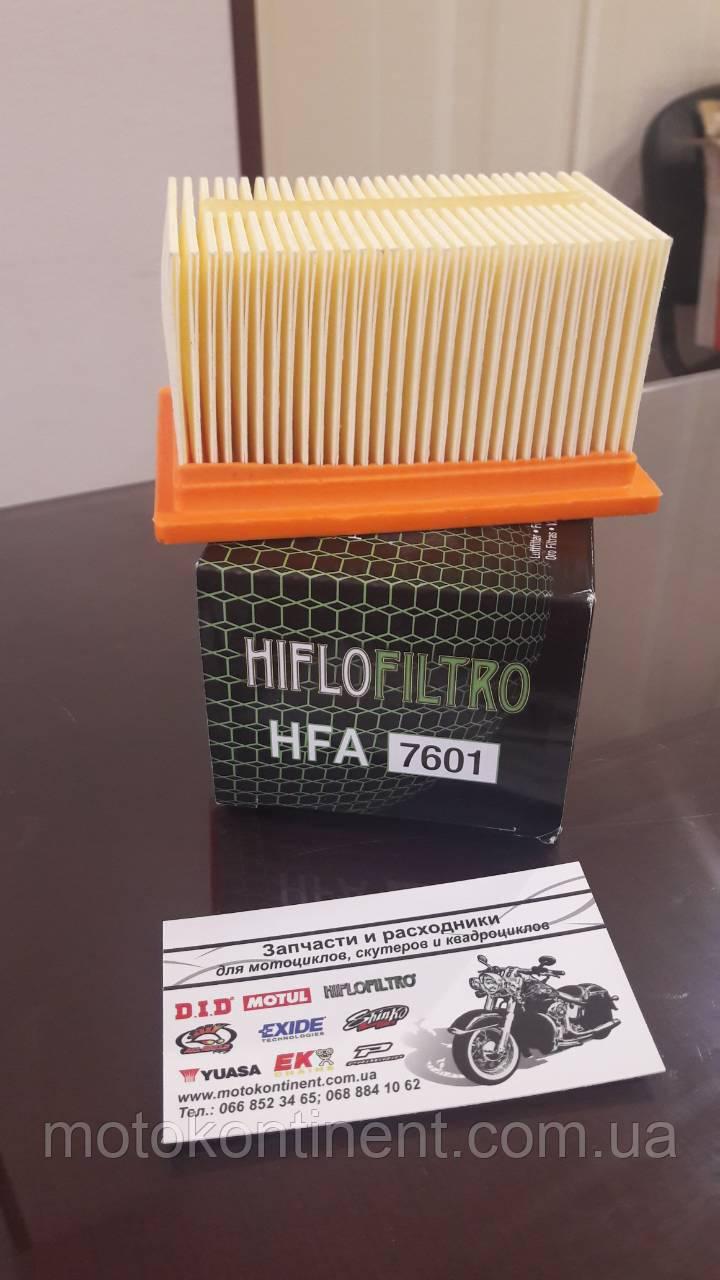 HFA7601 Повітряний фільтр BMW F650GS, BMW G650GS