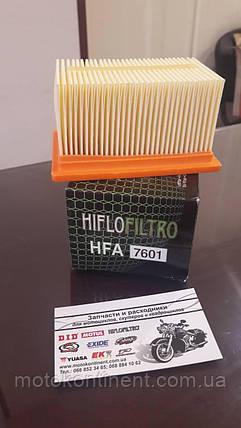 HFA7601 Повітряний фільтр BMW F650GS, BMW G650GS, фото 2