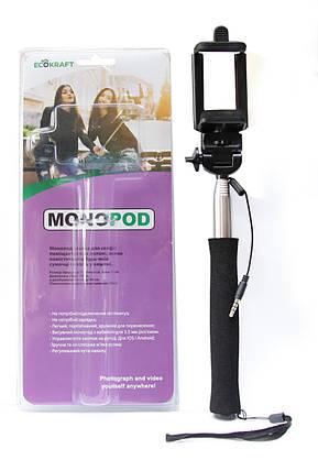 Монопод, EcoK  монопод для телефона, фото 2