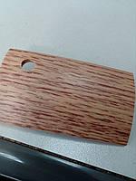 Профиль гибкий стыковочный цвет 60(дуб голландский)) Polmar