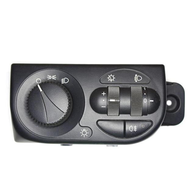 Блок управления светотехникой ВАЗ-2170 Норма