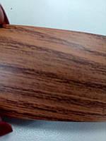 Профиль гибкий стыковочный цвет 58(дуб коньяк) Polmar