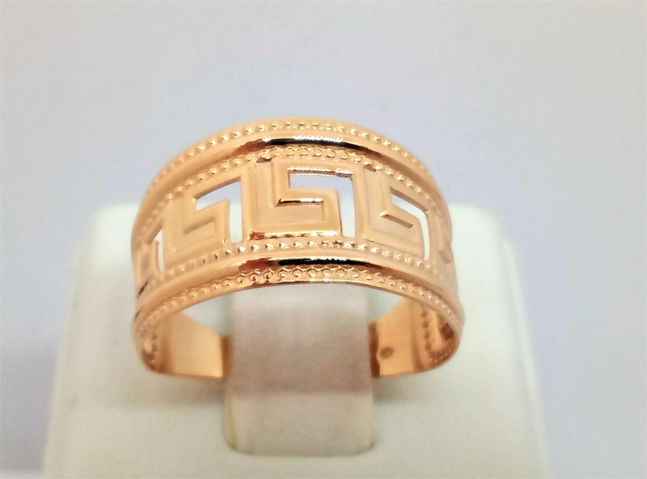 Золотое кольцо. Артикул 390196 18,5