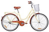 Велосипед Aist Avenue 26 1.0 Женский Бежевый, фото 1