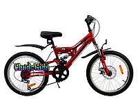 Горный детский велосипед Azimut Blackmount 20 GD (Shimano)( рама 13)
