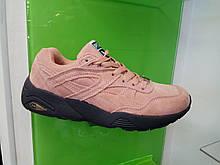 Жіночі кросівки Puma Trinomic pink & black