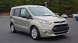 Решетка в бампере Ford Transit Connect, Tourneo 2013- нижняя (FPS) 1822269, фото 2