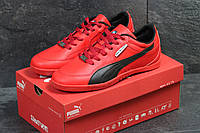Мужские кроссовки Puma bmw motorsport артикул: 6173 Красные