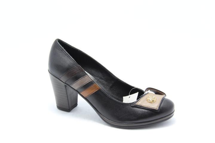 Кожаные туфли Bender