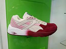 Жіночі кросівки Puma Trinomic pink & red & gray