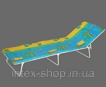 Ліжко металева розкладна Стефанія (20) OLSA Білорусь, фото 2