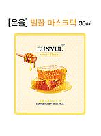 Тканевая маска питательная с медом для сухой кожи EUNYUL Honey Mask Pack - 30 мл, (art.1380)