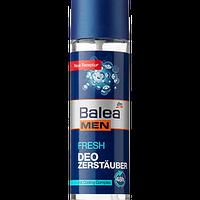 Balea Deospray Men Fresh дезодорант-спрей в стеклянной бутылке 200 мл