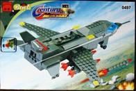 Конструктор BRICK 0497 самолет