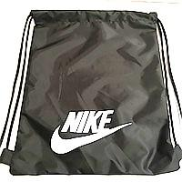 "Сумки, рюкзаки для обуви ""затяжки"" Nike (в ассортименте)35*42"