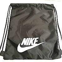 "Сумки, рюкзаки для обуви ""затяжки"" Nike (в ассортименте)35*42, фото 1"