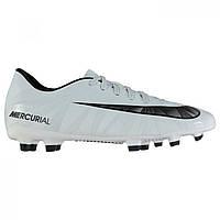 Бутсы Nike Mercurial Vortex CR7 FG Football Blue Black - Оригинал b03f3cfe9f79a