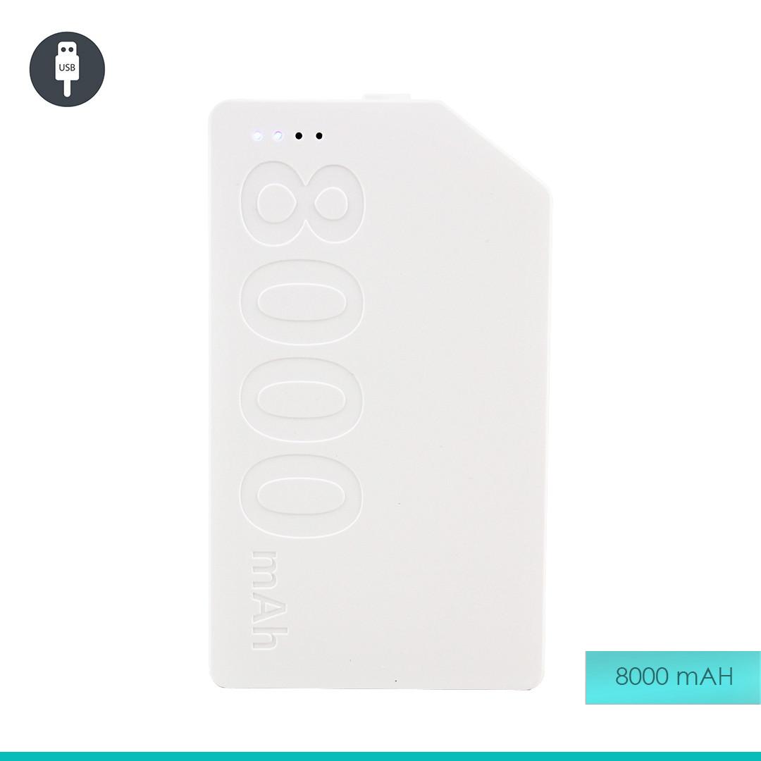 Power Bank Remax Kang Platinum 8000 mAh