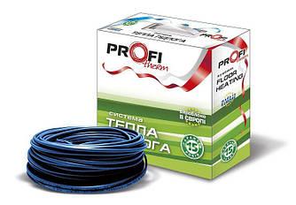 Нагревательный кабель 1,5-2,1 кв.м, 270Вт, ProfiTherm, 19Вт/м  длина 14,5м.