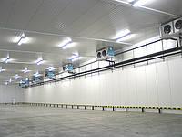 Проектирование холодильного оборудования для склада