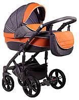 Дитяча універсальна коляска 2 в 1 Adamex Prince X-12