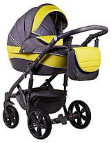 Дитяча універсальная коляска 2 в 1 Adamex Prince X-14