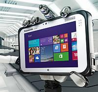 Защищенный планшет Panasonic Toughpad Fz-m1 mk1 3G, 4G, LTE Demo 2D Barcode Reader