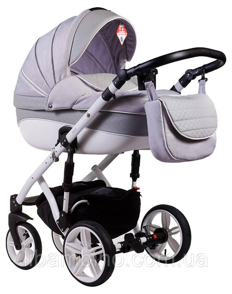 Дитяча універсальна коляска 2 в 1 Adamex Prince X-7