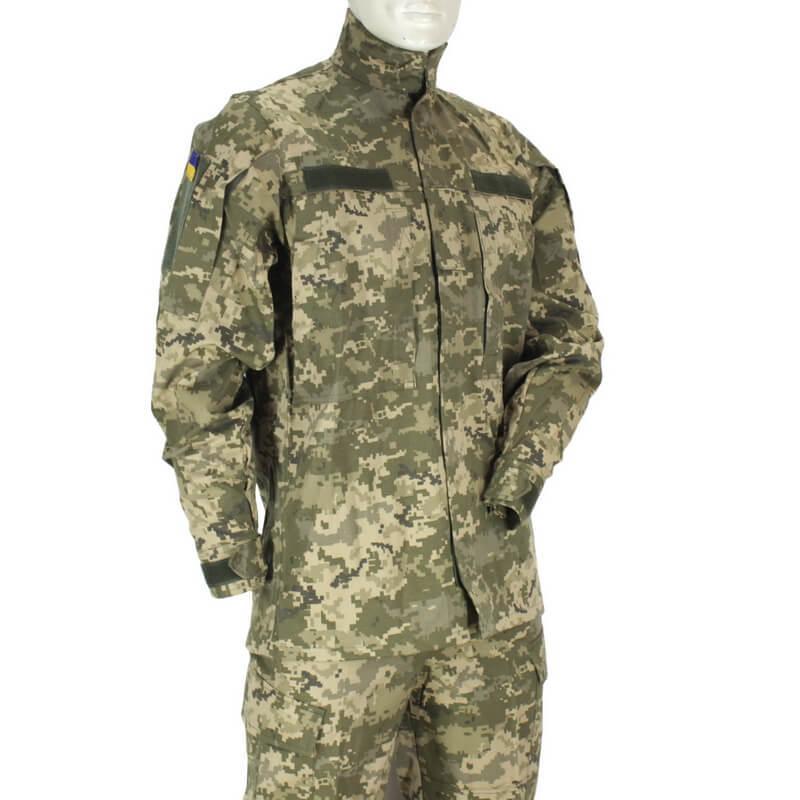 Военная форма Украины ММ-14 (обр. 2019 г.)