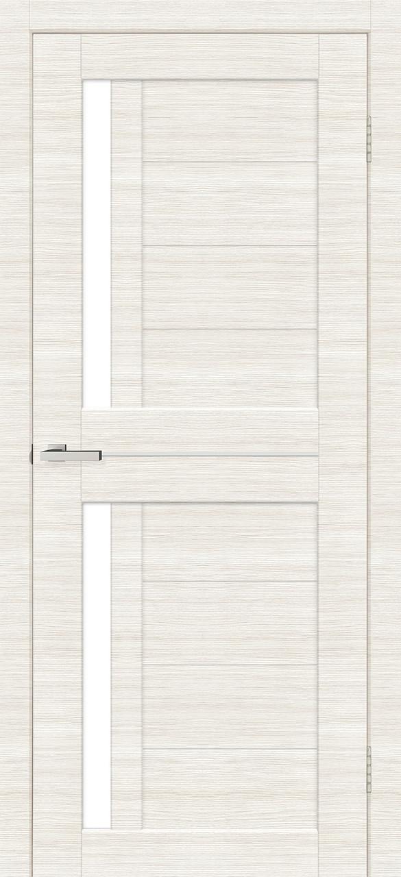 Двери Омис Cortex Deco 01 дуб Bianco Line