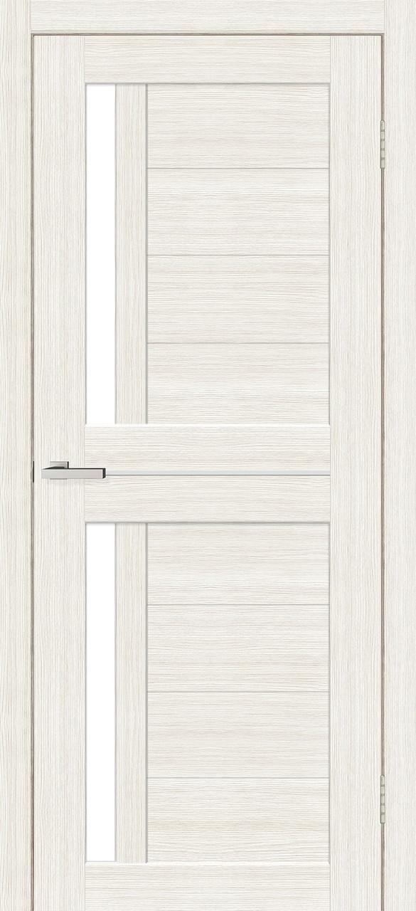 Двери Омис Cortex Deco 01 Дуб Bianco