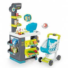 Детский игровой супермаркет с электронной кассой Smoby 350212