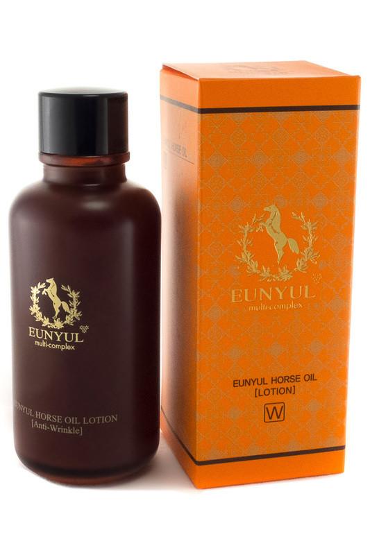 Тонер для лица с лошадиным маслом Eunyul Horse Oil Woman Skin 125 мл (8809435401862)
